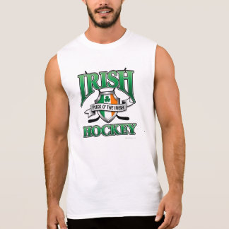 Irish Hockey Sleeveless T-shirts