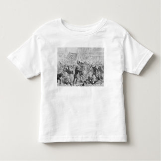 Irish Home Rule Riots in Glasgow, c.1880s Toddler T-shirt