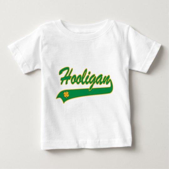 Irish Hooligan Baby T-Shirt