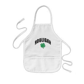 Irish Hooligan Gift Kids' Apron