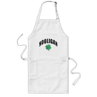 Irish Hooligan Gift Long Apron