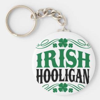 Irish Hooligan Keychain