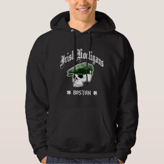 Irish Hooligans Boston Hoodie