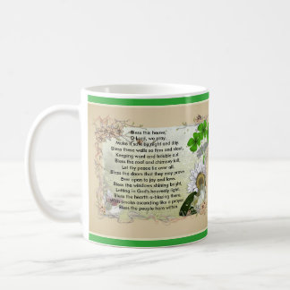 Irish House Blessing mug