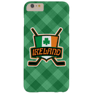 Irish Ice Hockey Flag Phone Cover