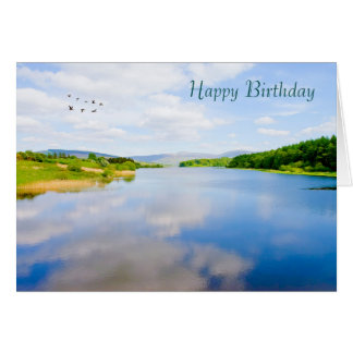 Irish image for Birthday-greeting-card Card