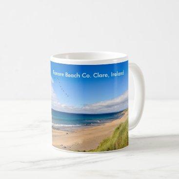 Beach Themed Irish image for  Classic White Mug