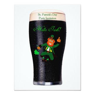 Irish image for Invitation Card