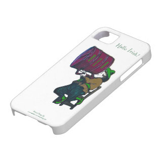 Irish Image for iPhone-5-5S-Barely-There iPhone SE/5/5s Case