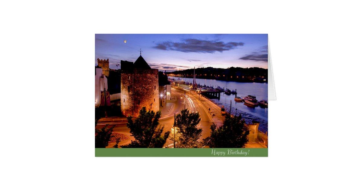 Irish image for irish birthday greeting card zazzle m4hsunfo Gallery