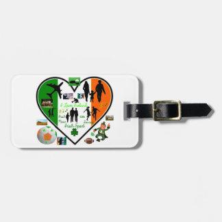 Irish image for Luggage Tag