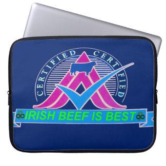 Irish image for Neoprene Laptop Sleeve
