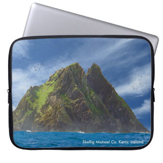 "Irish image for Neoprene Laptop Sleeve 15"""