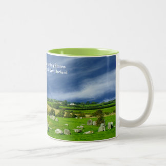 Irish image for Two-Tone Mug