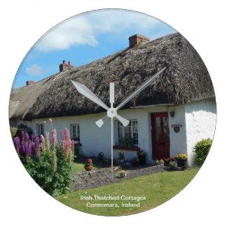 Irish image for Wall Clock