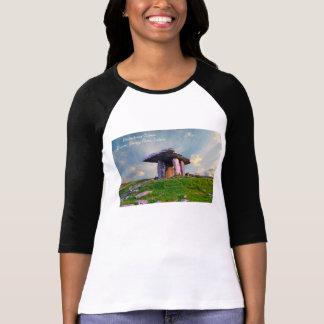 Irish image for Women's-Raglan-T-Shirt T-Shirt