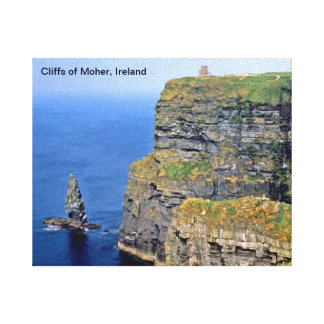 Irish Image Wrapped Canvas Gallery Wrap Canvas