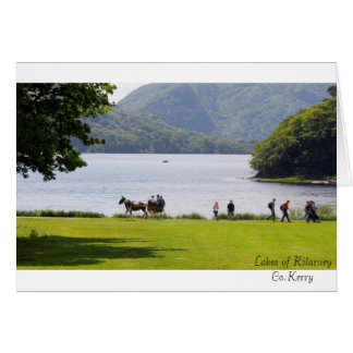 Irish Images for greeting card