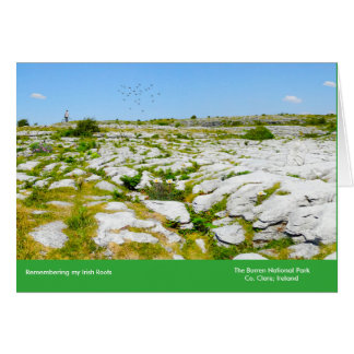 Irish Images for Greeting-Card Card