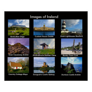 Irish Images for poster