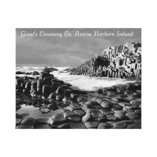 Irish Images for wrapped canvas Canvas Print
