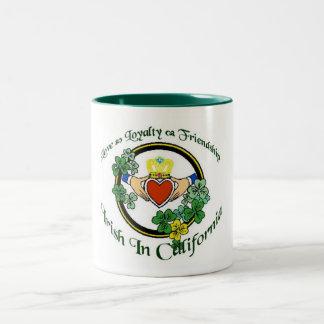 Irish In California Mug