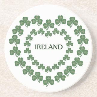 Irish In My Heart Coaster