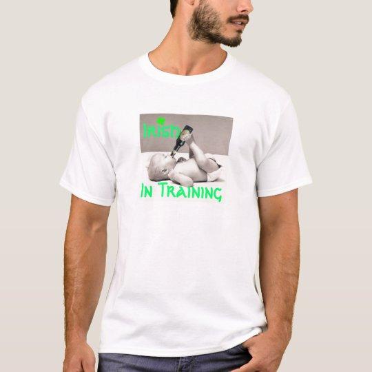 Irish In Training T-Shirt
