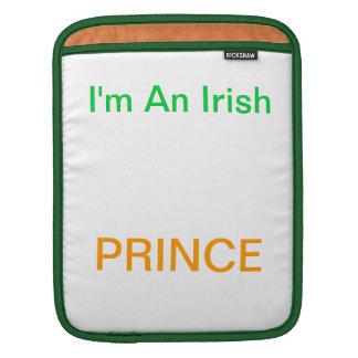 Irish iPad sleeve