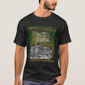 Irish Ireland Easter Rising Commemoration 1916 GPO T-Shirt