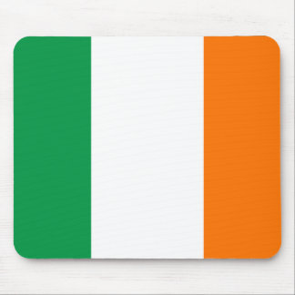 Irish Ireland Flag Mouse Pad
