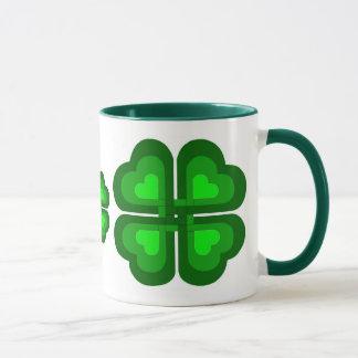 Irish, Ireland shamrock, clover Mug