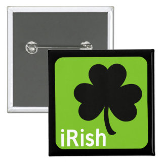 iRish (Irish) Button