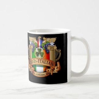 Irish Italian all American Coffee Mug