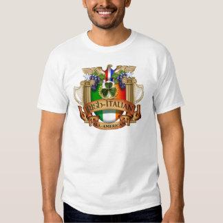 Irish Italian all American Shirt