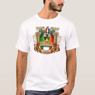 Irish Italian all American T-Shirt