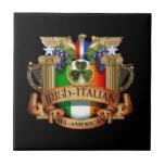 Irish Italian all American Tiles