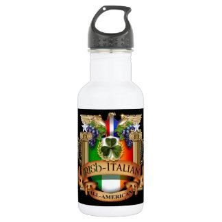 Irish Italian all American Water Bottle
