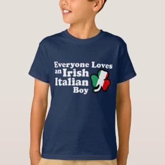 Irish Italian Boy T-Shirt