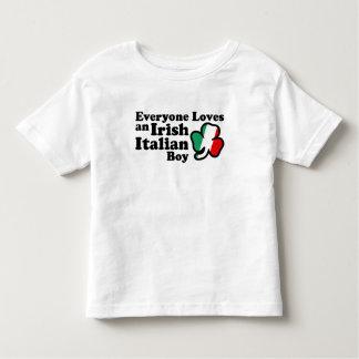 Irish Italian Boy Toddler T-shirt