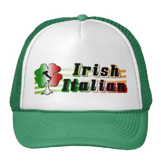 Irish Italian Hat