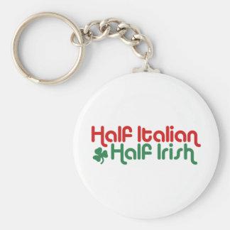 Irish Italian Keychain