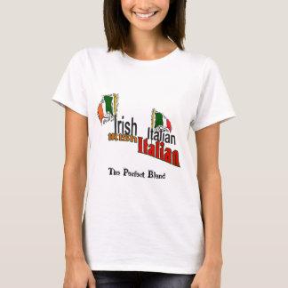 IRISH ITALIAN ST. PATRICK'S DAY T-Shirt