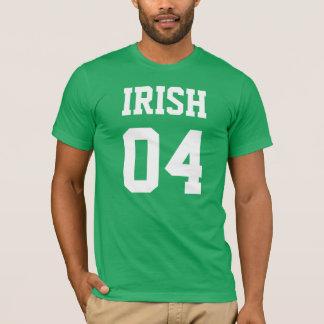 Irish Jersey Style T-Shirt