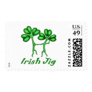 Irish Jig Postage