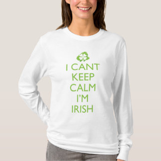 Irish Keep Calm T-Shirt