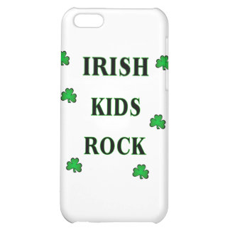 Irish Kids Rock Case For iPhone 5C
