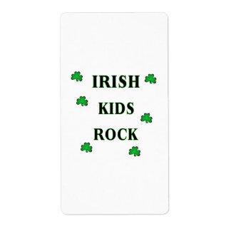 Irish Kids Rock Label