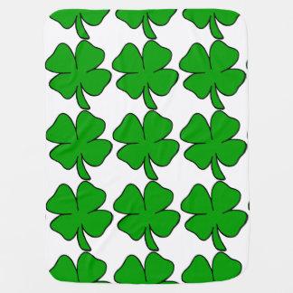 Irish Kids Swaddle Blanket