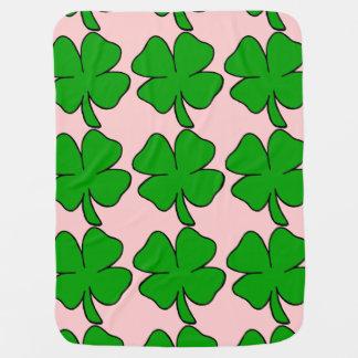 Irish Kids Stroller Blankets